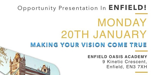 ENFIELD BUSINESS PRESENTATION