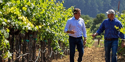 Mirror Wines of Napa Valley with Owner Rick Mirer & Sommelier Meghan Vergara