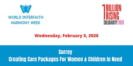 Surrey - 1 Billion Rising Lower Mainland Initiative tickets
