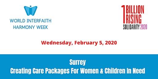 Surrey - 1 Billion Rising Lower Mainland Initiative