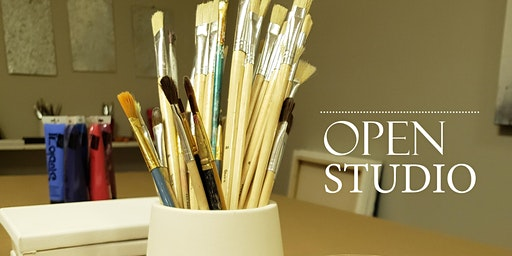 Open Studio- Manic on Main