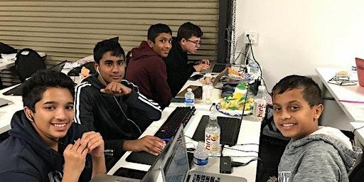 Free Trial Coding Class - San Jose