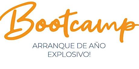 BOOTCAMP  INTERNACIONAL 2020 - Primera Edición entradas