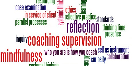 Supervision for Coaches and Mentors - 17 June, 2020 tickets