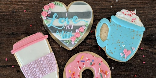 Cookie Decorating Class - Valentine Cookies