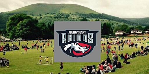 Abergavenny Rhino's Football Festival 2020
