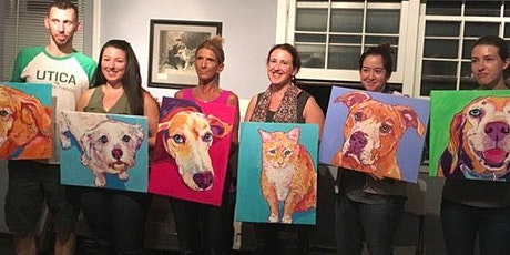 Paint-Your-Pet with Jody Whitsell tickets