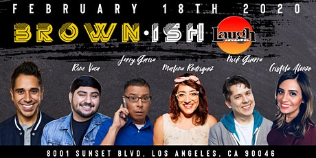 FREE VIP TICKETS - Laugh Factory - 02/18 - Latino Night tickets
