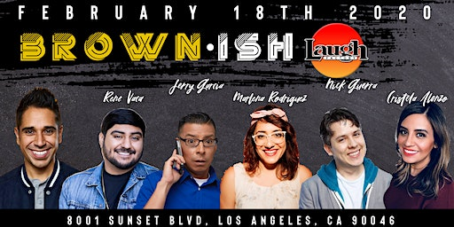 FREE VIP TICKETS - Laugh Factory - 02/18 - Latino Night