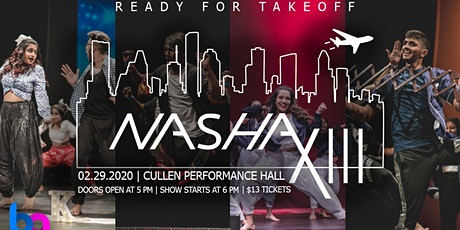 Nasha XIII tickets