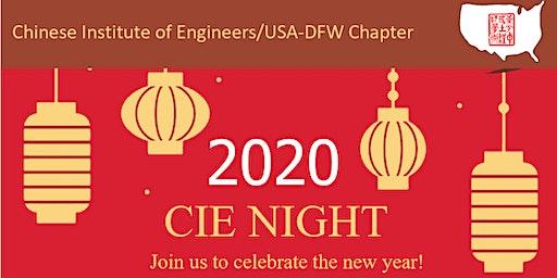 2020 CIE Night