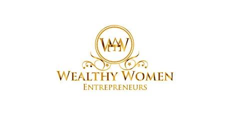 Wealthy Women Entrepreneurs Summerville South Carolina Chapter Meetup tickets