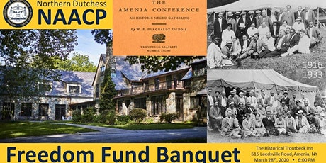 POSTPONED INDEFINITELY - In-Person Freedom Fund Banquet tickets