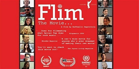 Special Screening of Flim: The Movie plus Q+A with Cast and Director tickets