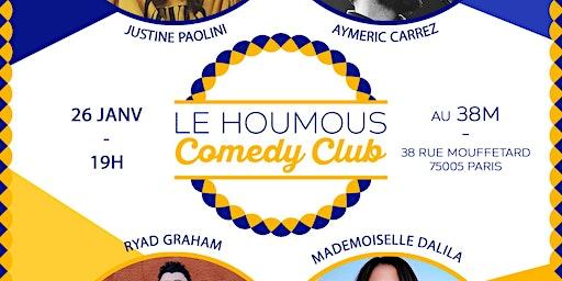 Le Houmous Comedy Club - S01E09