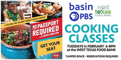 NO PASSPORT REQUIRED - COOKING CLASS - CAJUN tickets