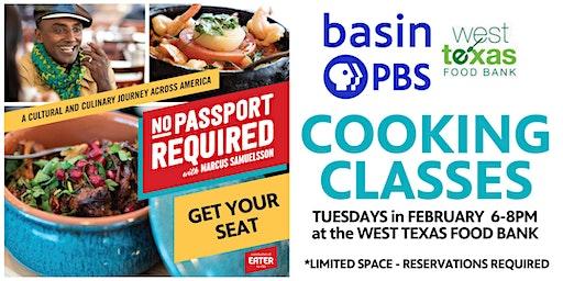 NO PASSPORT REQUIRED - COOKING CLASS - CAJUN