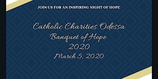 Catholic Charities Banquet of Hope 2020