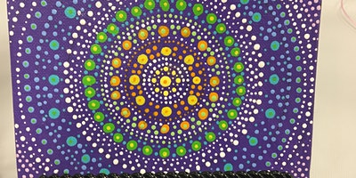 Mandala Dots w/ LIsa