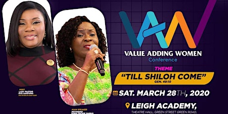VALUE ADDING WOMEN CONFERENCE 2020 tickets