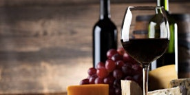 Cheese 201: Wine and Cheese! Yes, please.