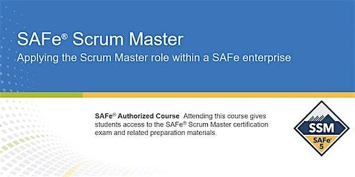 SAFe® 5.0 Scrum Master Certification Training in Toronto, Canada