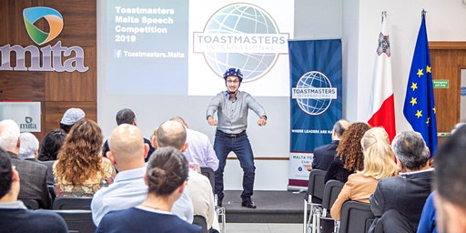 Reverse Agenda Meeting - Fun Public Speaking Session with Toastmasters Malta
