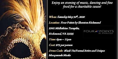 IMAGE LLC Inaugural White & Gold Masquerade Ball tickets
