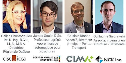 SCGC/CSCE - Forum Carrière/Career Forum - 27 Janvier 18:00