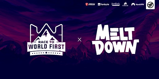 Method x Meltdown Bar Present the Race To World First Viewing Party