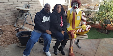 Ronald McDonald House 2020 Food Drive With The Classics With Mr & Mrs R tickets