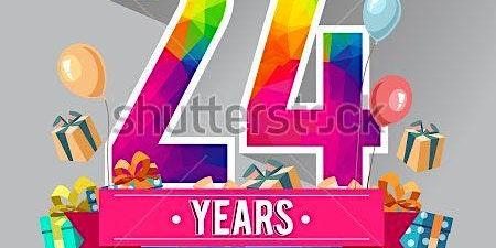 24th Church on the Hill Anniversary Celebration