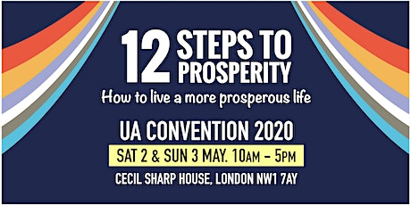 UA Convention 2020: 12 Steps to Prosperity  tickets