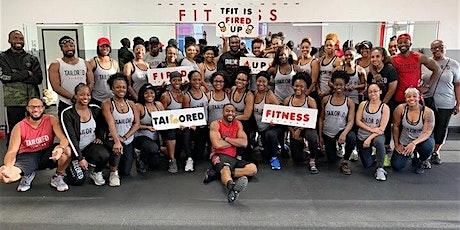 Tailored Fitness Miramar Open House tickets