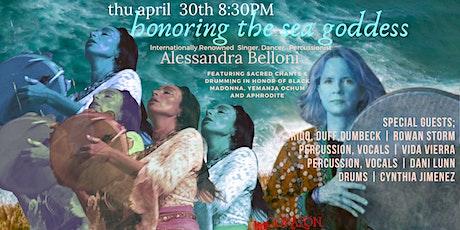 Alessandra Belloni Honoring The Sea Goddess with Rowan Storm & Friends tickets