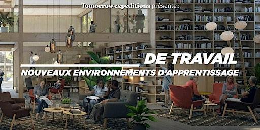 Espaces de travail & nouveaux environnements d'apprentissage