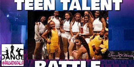 Teen Talent Battle tickets