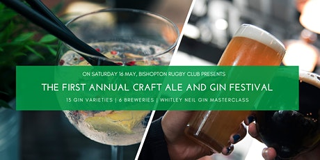 Bishopton Rugby Club Beer/Gin Festival tickets