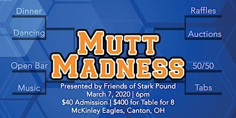 Mutt Madness 2020 tickets
