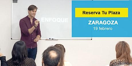 Si supieras que no vas a fracasar,¿qué harías? Conferencia GRATIS Zaragoza tickets