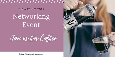 THE MAW NETWORK L'DERRY COFFEE MORNING tickets