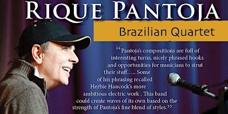 The Brazilian Sounds of Rique Pantoja's Jazz Quartet! tickets