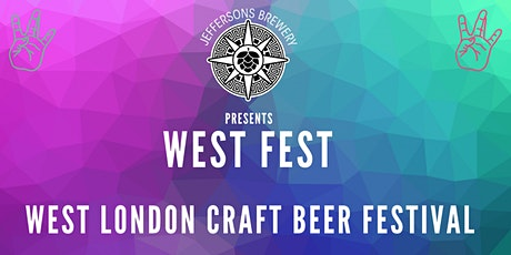 'WEST FEST' CRAFT BEER FESTIVAL tickets