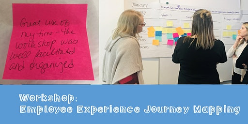 Workshop: Employee Experience Journey Mapping