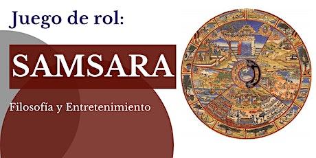 Juego de Rol: Samsara entradas