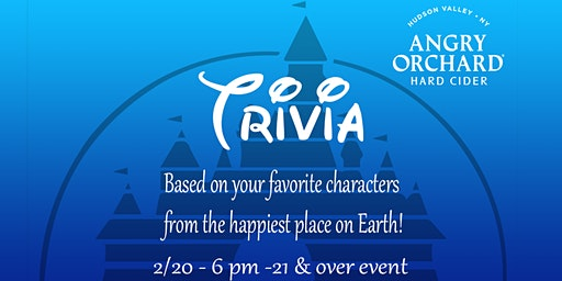 Angry Orchard's Trivia Night