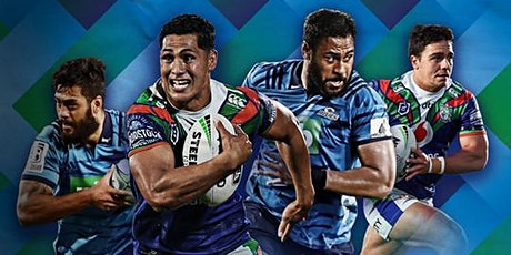 Codes of Auckland (Double header: Warriors V Raiders / Blues V Brumbies) tickets