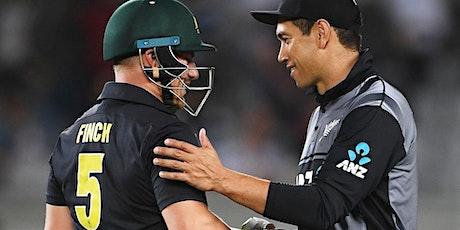 BLACKCAPS v Australia 2nd T20 tickets