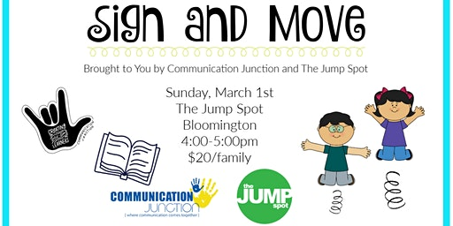 Sign and Move with The Jump Spot