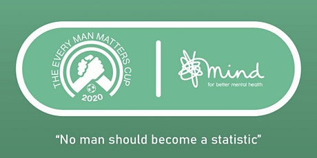 Every Man Matters Cup for Mind tickets
